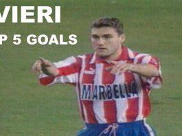 Christian Vieri Atletico Madrid