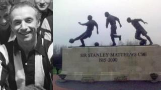 Stanley Matthews, il primo Pallone d'Oro della storia – Pallone D'oro 1956