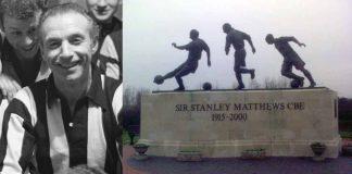 stanley matthews primo pallone d'oro