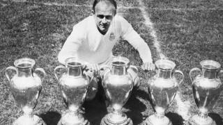 Alfredo Di Stefano, la Saeta Rubia – Pallone D'oro 1957 – 1959