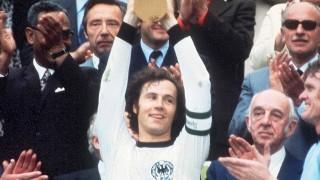 Franz Beckenbauer, il Kaiser – Pallone D'oro 1972/76