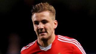 Luke Shaw ha la fiducia di Hodgson