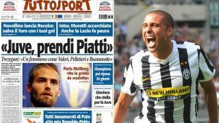 """Juve, prendi Piatti"" Parola di David Trezeguet"