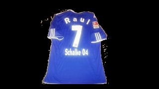 La numero sette di Raul allo Schalke