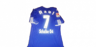 Raul giocatore dello schalke 04