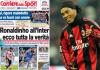 Ronaldinho all'Inter affare mancato