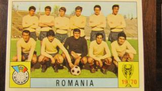 La figurina della Romania 1970