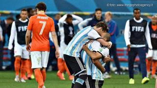 Argentina-Olanda, te la do io la densità difensiva
