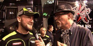 tom sykes all'EICMA