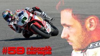 10 domande a Niccolò Canepa