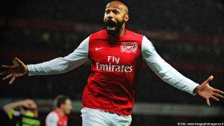 Thierry Henry, il valore del work in progress
