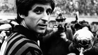 Gianni Rivera, il Golden boy del calcio italiano – Pallone D'Oro 1969