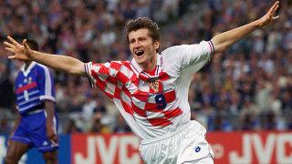 Davor Suker, il Signore della Croazia
