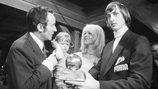 Johan Cruijff, l'incarnazione del calcio totale – Pallone d'Oro 1971/73/74