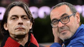Milan-Empoli, Inzaghi e la Champions League