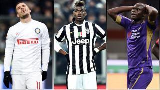 Podolski, Pogba e Babacar: gli errori che non ti aspetti