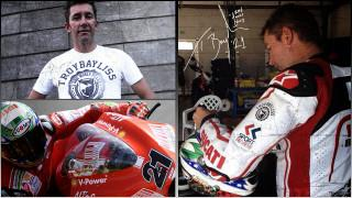 L'eterno Troy Bayliss torna a correre in Superbike