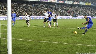Vidal, l'errore a Cesena che tiene in vita il campionato