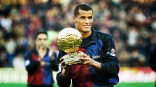 Rivaldo, l'Extraterrestre – Pallone d'Oro 1999