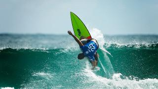 World Surf League, cartoline dalla Gold Coast