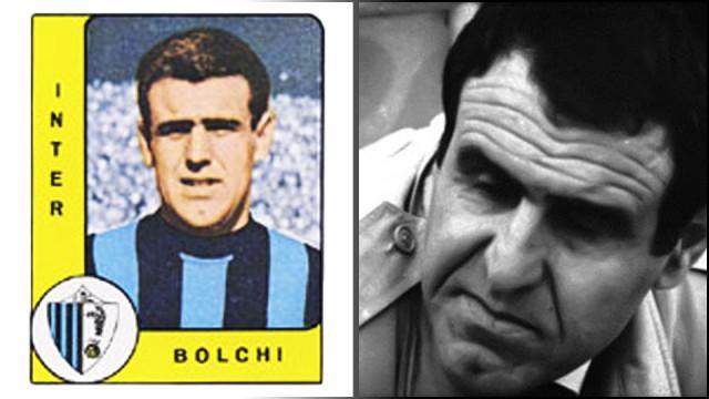 Bruno Bolchi, la prima figurina Panini