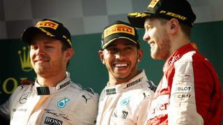 F1, GP Australia: Hamilton domina, Vettel terzo