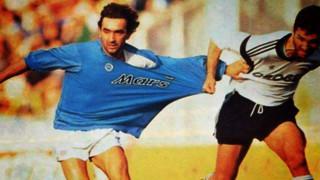 Quando Massimo Mauro sostituì Maradona