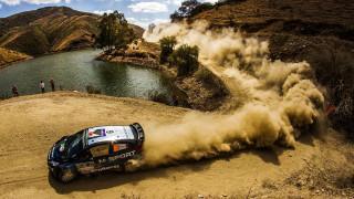 Ogier conquista il Rally del Messico