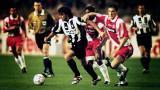 Monaco-Juventus '98, super Peruzzi e Juve in finale