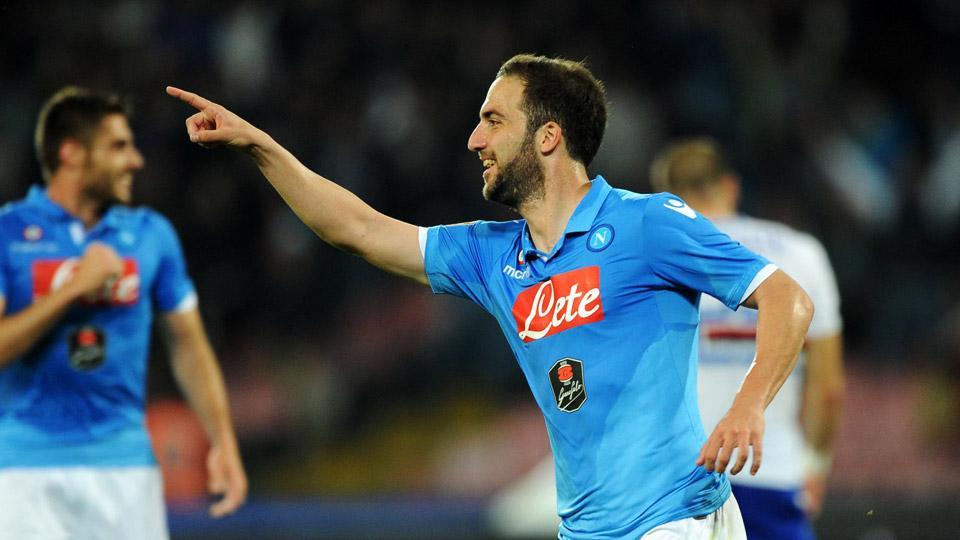 Napoli-Sampdoria 4-2 | L'assalto al secondo posto