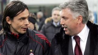 Quando Inzaghi chiamava Ancelotti