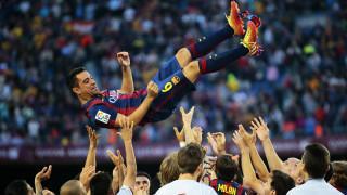 Xavi, una vita al massimo nel Barcellona