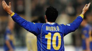 Domenico Morfeo, il tiro mancino del destino