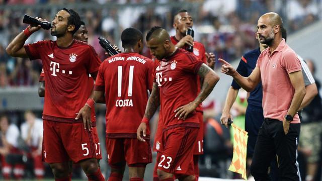 Guardiola detta il futuro del Bayern a 5 punte