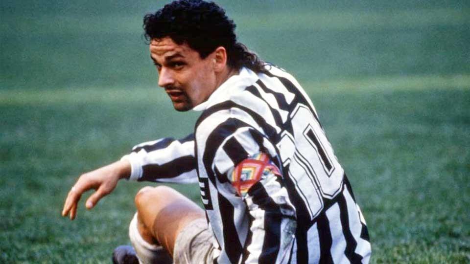 Roberto baggio il divin codino pallone d 39 oro 1993 - Una porta nel cielo roberto baggio ...