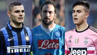 Icardi, Higuain e Dybala e il tango argentino in Serie A