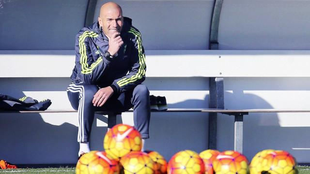 Zidane, una leggenda in panchina