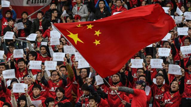 Cina, la nuova frontiera del calcio
