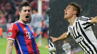 Juve, Bayern e i gol ripetuti
