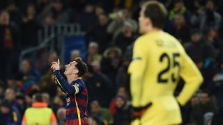Il Barcellona e gli schemi dal dischetto