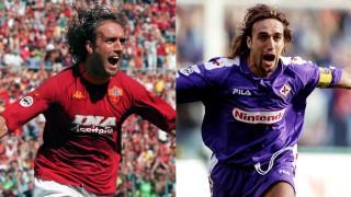 Gabriel Batistuta e il derby Roma-Fiorentina