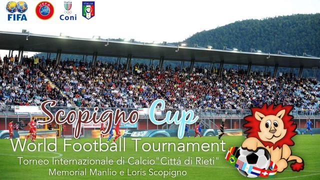 Scopigno Cup, il torneo delle giovani promesse
